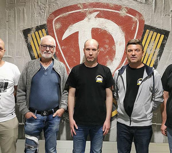 Vorstand der Fangemeinschaft Dynamo