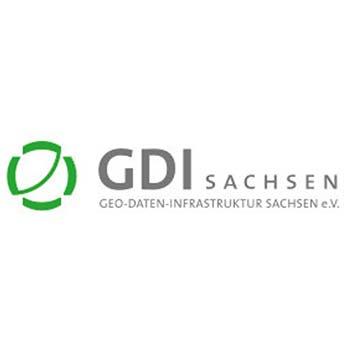Logo GDI Sachsen