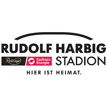 Logo Rudolf-Harbig-Stadion