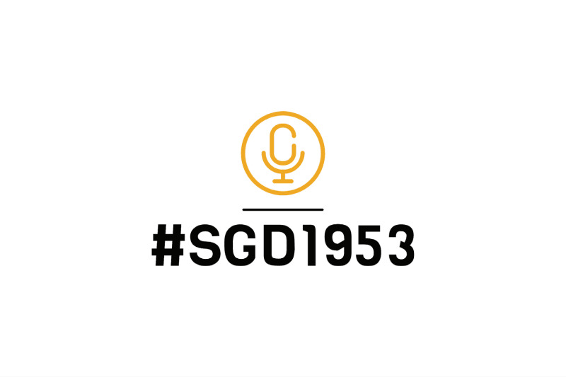 Logo SGD1953 Podcast